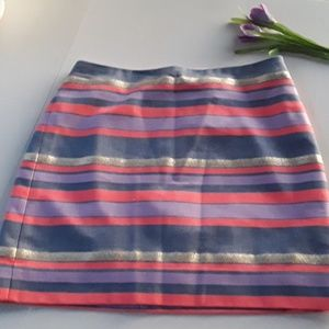 NWT J. CREW MINI SKIRT SIZE 0 NEW WITH TAGS